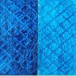 CrafTangles mixed media Essentials - Art Waxes - Sapphire (50 ml)