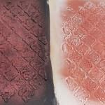 CrafTangles mixed media Essentials - Art Waxes - Wine Red (50 ml)