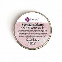Finnabair Art Alchemy Opal Magic Wax .68 Fluid Ounce - Royal Robes (By Finnabair)