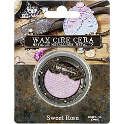 Finnabair Wax Cera Cera by Prima - Sweet Rose