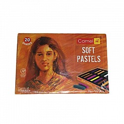 Camel Soft Pastels (Set of 20 colors)