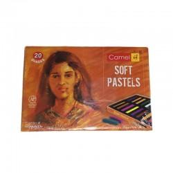 Camel Soft Pastels (Set of 20 colors)