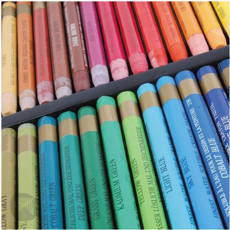 Buy Mungyo Watercolor Pastel Crayon 36 Colors Online In