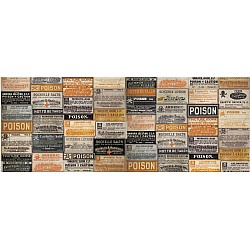TimHoltz IdeaOlogy Collage Paper 6yds - Halloween