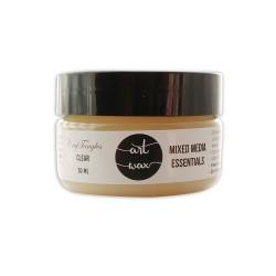 CrafTangles mixed media Essentials - Art Waxes - Clear Wax (50 ml)