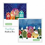 CrafTangles Decoupage Paper Pack  - Christmas Time (12 by 12 inch) - 4 sheets