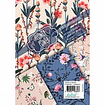 CrafTangles Decoupage Paper Pack  - Flower Power (A4) - 4 sheets