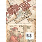 CrafTangles Decoupage Paper Pack  - Letters to Santa (A4) - 4 sheets