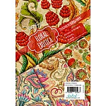 CrafTangles Decoupage Paper Pack  - Floral Exotica (A4) - 4 sheets