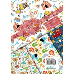 CrafTangles Decoupage Paper A4 - Toy Store
