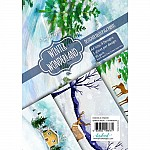 CrafTangles Decoupage Paper Pack  - Winter Wonderland (A4) - 4 sheets