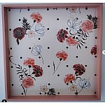 CrafTangles Decoupage Paper Pack  - Wispy Flowers (A4) - 4 sheets