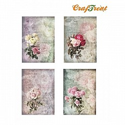 CrafTreat Decoupage Paper - Roses