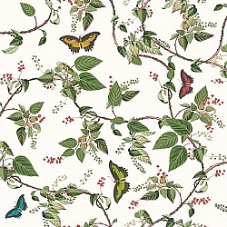 German Decoupage Napkins (5 pcs)  - Butterfly Paradise