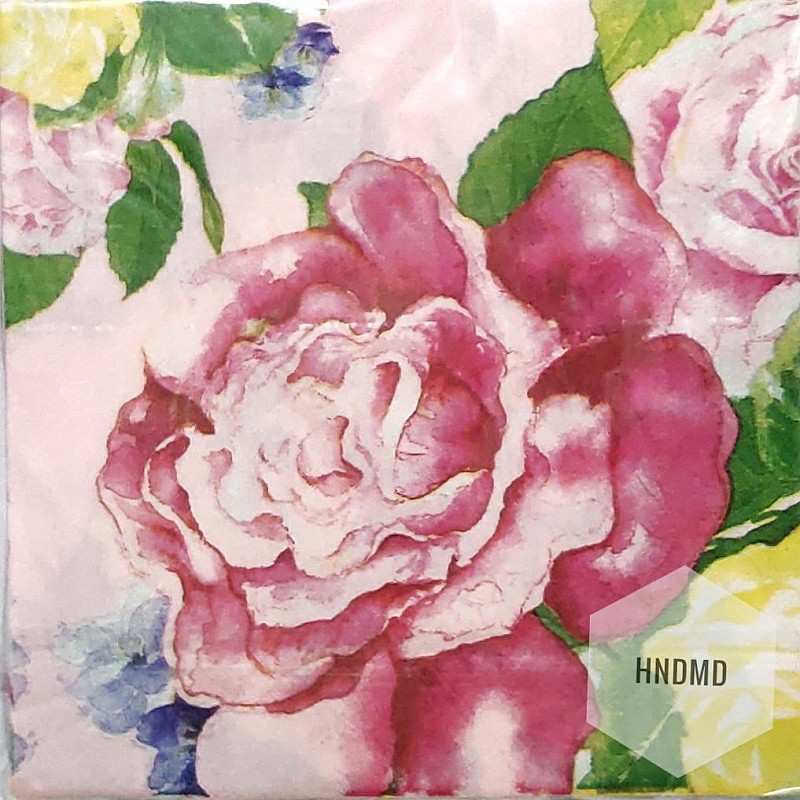 Buy A Pack Of 12 By 12 Inch Decoupage Napkins 5 Pcs
