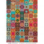 CrafTangles A4 Transfer It Sheets - Colorful Mandalas 4