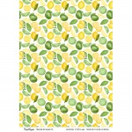 CrafTangles Transfer It Sheets - Lemons