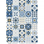 CrafTangles A4 Transfer It Sheets - Colorful Mandalas 5