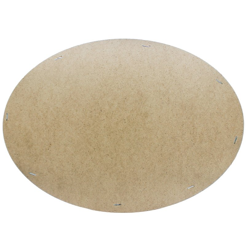 Buy Mdf Oval Decoupage Tray Medium Online In India At