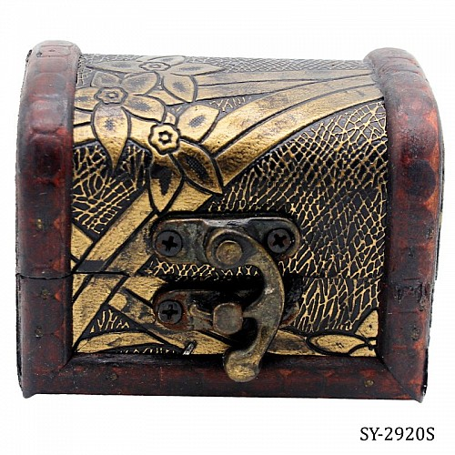Wooden Trunk Small (SY-2920S)