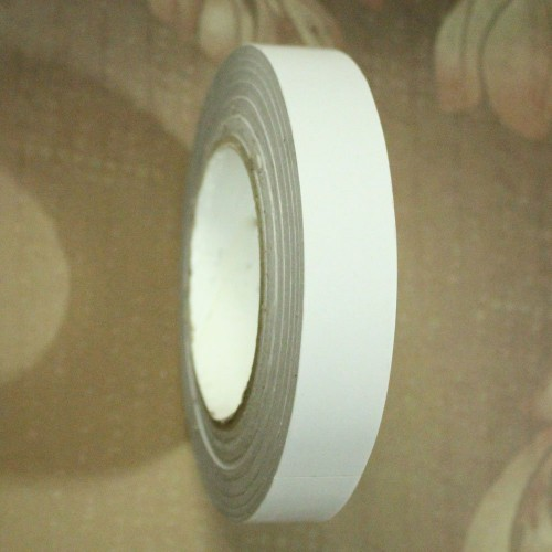 Double Sided tearable scor tape with paper backing (1 inch or 24mm by 50 mts)
