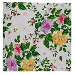 A pack of 12 by 12 inch Decoupage Napkins(5 pcs)  - Floral Design 20