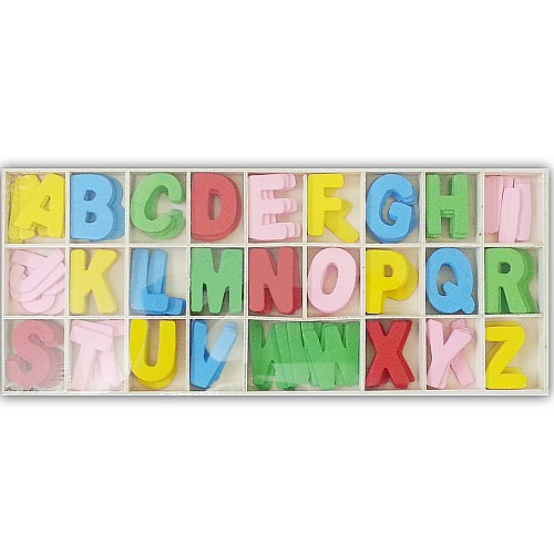 Chipboard Alphabets (Large)