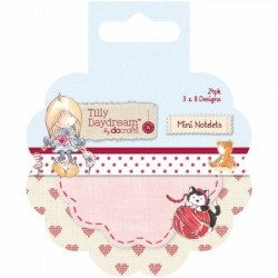 DoCrafts Tilly day dream - Mini notelets