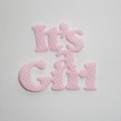 It's a Girl Die Cuts