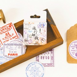 Postage Stickers (40 pcs)