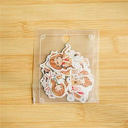 Cute girls Stickers or Ephemera (20 pcs)