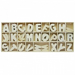 Wooden Alphabets (Small)