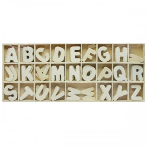 Wooden Alphabets (Large)