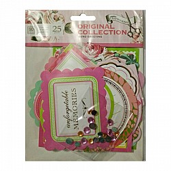 EnoGreeting Die Cut Pack (25 pcs) - Design 1