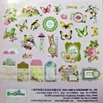 EnoGreeting Die Cut Pack (25 pcs) - Design 2