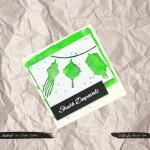 CrafTangles Steel Dies - Lanterns (Set of 4 dies)