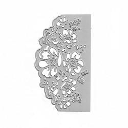 Steel Border Dies - Floral Edge (XY075)