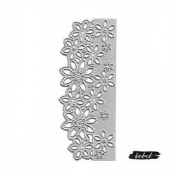 Steel Border Dies - Floral Edge (XY076)