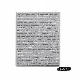 Steel Dies - Bricks Embossing Plate