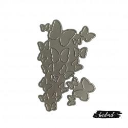 Steel Dies - Cluster of Butterflies