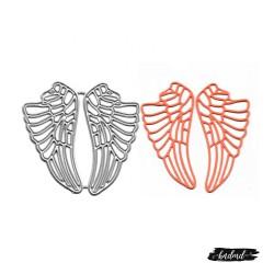 Steel Dies - Wings (2 dies)