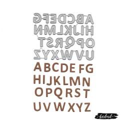 Steel Dies - Alphabet Dies (A to Z) (XY804)
