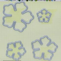 Steel Dies - 5 petal flowers for flowermaking SD-808