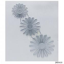 Steel Dies - Fancy flowers