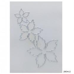 Steel Dies - Flowers (Set of 2 dies)