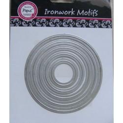 Ironwork Motifs - Circles