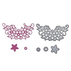 Steel Dies - Intricate florals with centre