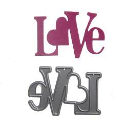 Steel Dies - Love