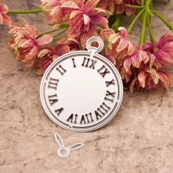 Steel Dies - Vintage Clock