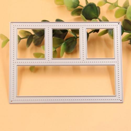 Steel Dies - Window Frame